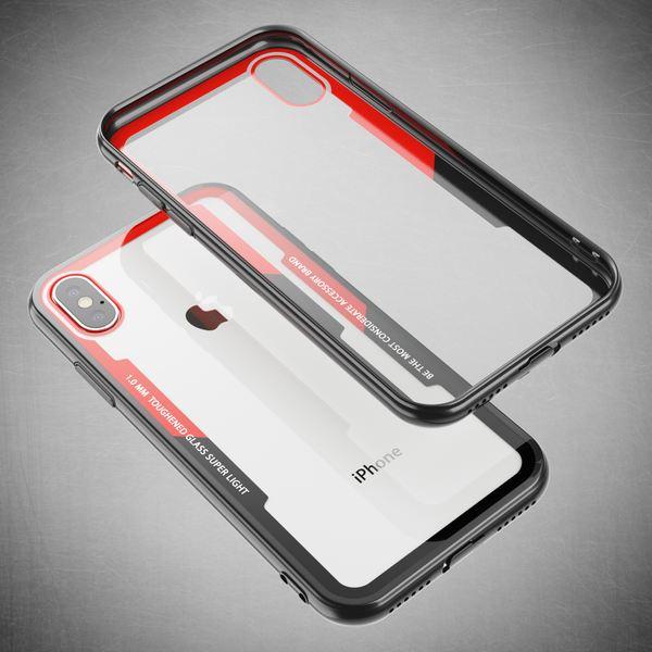 NALIA Hülle kompatibel mit iPhone X / XS, Ultra-Slim Handyhülle Cover Case Etui Phone Handy-Tasche, Backcover Transparent Schutzhülle Hardcase Klar Dünn Skin Smartphone Bumper – Bild 13