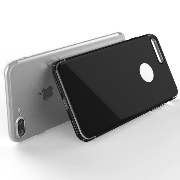 NALIA Spiegel Handyhülle für iPhone 7 Plus, Ultra-Slim Cover Mirror Case Hardcase, Dünne Schutzhülle Backcover verspiegelt, Handy-Tasche Bumper Phone Etui für Apple i-Phone 7+ – Bild 9