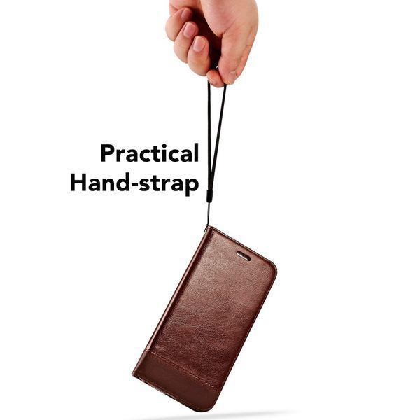NALIA Klapphülle kompatibel mit iPhone 8 Plus / 7 Plus, Slim Kickstand Handyhülle Flip-Case Kunst-Leder Cover Magnet Etui Schutz Dünne Rundum Handy-Tasche Bumper – Bild 20
