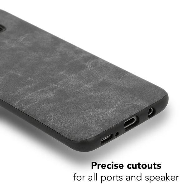 NALIA Kunstleder Handyhülle kompatibel mit Samsung Galaxy S8 Plus, stoßfeste Schutzhülle Case, Dünne Handyhülle Handy-Tasche, Slim Soft-Cover Backcover Phone Etui Smartphone Bumper – Bild 4
