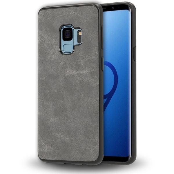 NALIA Kunstleder Handyhülle kompatibel mit Samsung Galaxy S9, stoßfeste Schutzhülle Case, Dünne Handyhülle Handy-Tasche, Slim Soft-Cover Backcover Phone Etui Matt Smartphone Bumper – Bild 16