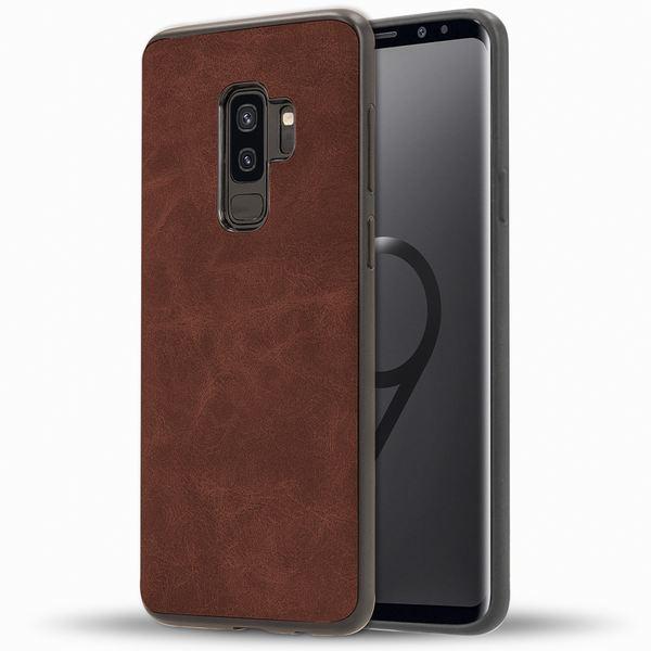 NALIA Kunstleder Handyhülle kompatibel mit Samsung Galaxy S9 Plus, stoßfeste Schutzhülle Case, Dünne Handyhülle Handy-Tasche, Slim Soft-Cover Backcover Phone Etui Bumper – Bild 20
