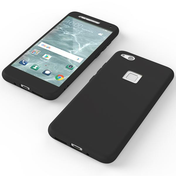 NALIA Rundum Handyhülle für Huawei P10 Lite, Full Cover vorne & hinten Schutz, Ultra-Slim Bumper Dünnes Ganzkörper Case Silikon, Full-Body Handytasche Rückseite & Rahmen P-10 – Bild 7