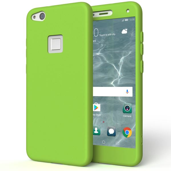 NALIA Rundum Handyhülle kompatibel mit Huawei P10 Lite, Full Cover vorne & hinten Schutz, Ultra-Slim Bumper Dünnes Ganzkörper Case Silikon, Full-Body Handytasche Rückseite & Rahmen – Bild 9