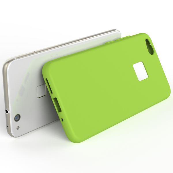 NALIA Rundum Handyhülle kompatibel mit Huawei P10 Lite, Full Cover vorne & hinten Schutz, Ultra-Slim Bumper Dünnes Ganzkörper Case Silikon, Full-Body Handytasche Rückseite & Rahmen – Bild 10