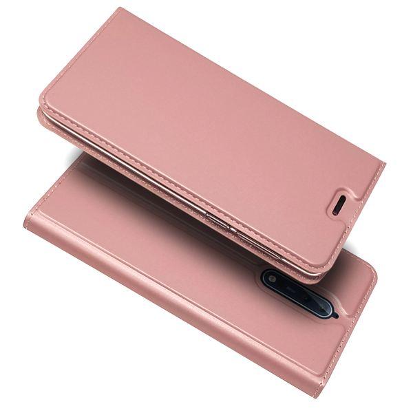 NALIA Klapphülle kompatibel mit Nokia 8, Slim Kickstand Handyhülle Flip-Case Kunstleder Book-Cover mit Magnet, Etui Ganzkörper Schutz Dünne Rundum Handy-Tasche Bumper – Bild 7