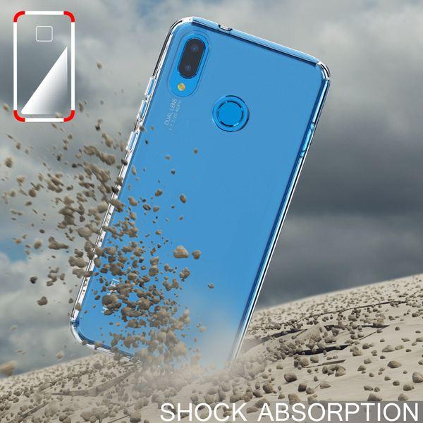 NALIA Handyhülle kompatibel mit Huawei P20 Lite, Lustiges Smart-Phone Back-Cover, Ultra-Slim Case Dünne Spruch Schutzhülle, Etui TPU Silikon Handy-Tasche Bumper Etui – Bild 6