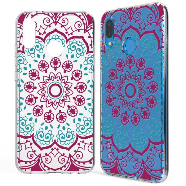 NALIA Handyhülle kompatibel mit Huawei P20 Lite, Slim Silikon Motiv Cover Case Crystal Schutzhülle Dünn Durchsichtig, Etui Handy-Tasche Backcover Transparent Bumper – Bild 23