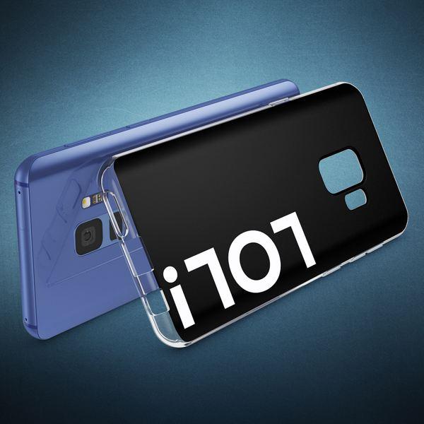 NALIA Handyhülle kompatibel mit Samsung Galaxy S9, Lustig Silikon Phone Etui Dünnes Case Ultra-Slim Schutzhülle Spruch Handy-Tasche Back-Cover Bumper – Bild 3