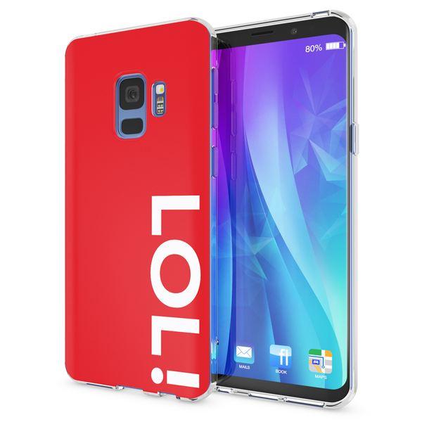 NALIA Handyhülle kompatibel mit Samsung Galaxy S9, Lustig Silikon Phone Etui Dünnes Case Ultra-Slim Schutzhülle Spruch Handy-Tasche Back-Cover Bumper – Bild 9