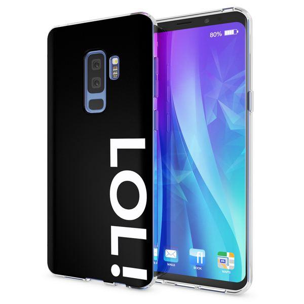 NALIA Handyhülle kompatibel mit Samsung Galaxy S9 Plus, Lustig Silikon Phone Etui Dünnes Case Ultra-Slim Schutzhülle Handy-Tasche Back-Cover Bumper – Bild 2