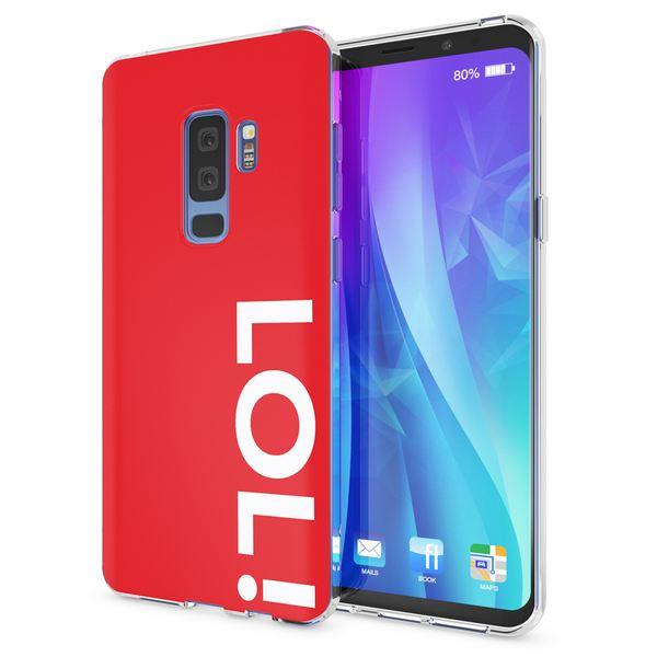 NALIA Handyhülle kompatibel mit Samsung Galaxy S9 Plus, Lustig Silikon Phone Etui Dünnes Case Ultra-Slim Schutzhülle Handy-Tasche Back-Cover Bumper – Bild 9
