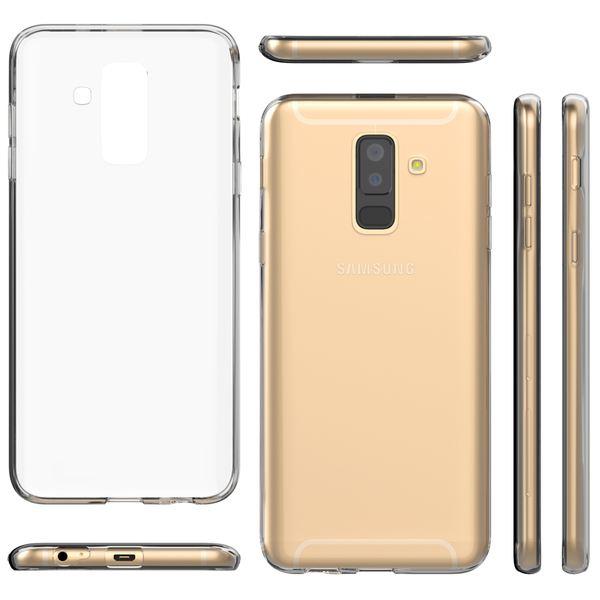NALIA Handyhülle kompatibel mit Samsung Galaxy A6 Plus, Lustig Silikon Phone Etui Dünnes Case Ultra-Slim Schutzhülle Handy-Tasche Back-Cover Bumper – Bild 6