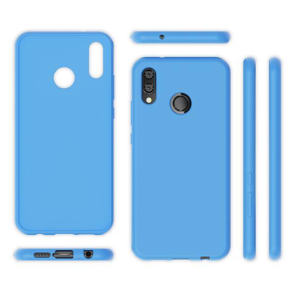 NALIA Hülle kompatibel mit Huawei P20 Lite, Ultra-Slim Handyhülle TPU Silikon Neon Case, Dünnes Phone Cover Gummi Schutzhülle Skin, Etui Handy-Tasche Backcover Smartphone Bumper – Bild 14