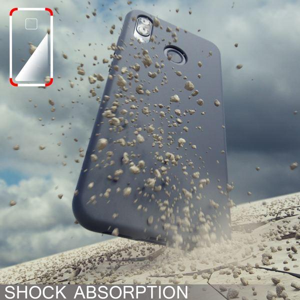 NALIA Hülle kompatibel mit Huawei P20 Lite, Ultra-Slim Handyhülle TPU Silikon Neon Case, Dünnes Phone Cover Gummi Schutzhülle Skin, Etui Handy-Tasche Backcover Smartphone Bumper – Bild 15