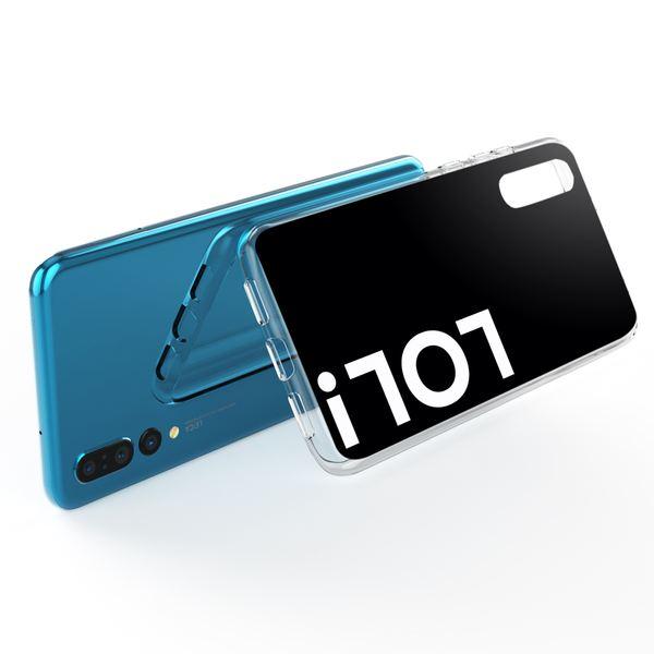 Huawei P20 Pro Hülle von NALIA, Lustiges Silikon Handyhülle Phone Etui Dünnes Case, Ultra-Slim Cover Schutzhülle Spruch Handy-Tasche Backcover Bumper – Bild 3