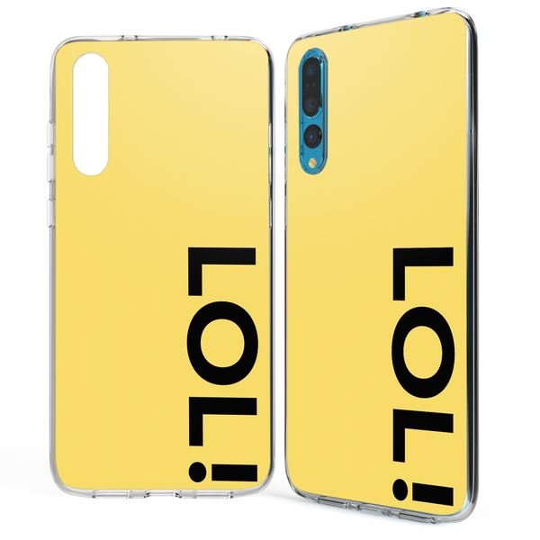Huawei P20 Pro Hülle von NALIA, Lustiges Silikon Handyhülle Phone Etui Dünnes Case, Ultra-Slim Cover Schutzhülle Spruch Handy-Tasche Backcover Bumper – Bild 15