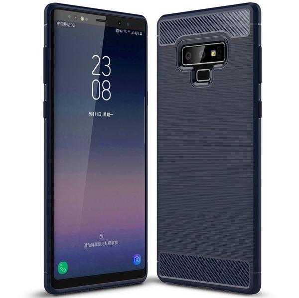 NALIA  Hülle kompatibel mit Samsung Galaxy Note 9, Ultra-Slim Handyhülle Silikon Case Cover, Dünne Crystal Phone Schutzhülle, Stoßfestes Etui Handy-Tasche Back-Cover Bumper – Bild 9