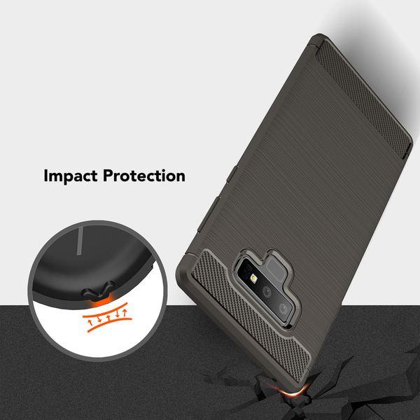 NALIA  Hülle kompatibel mit Samsung Galaxy Note 9, Ultra-Slim Handyhülle Silikon Case Cover, Dünne Crystal Phone Schutzhülle, Stoßfestes Etui Handy-Tasche Back-Cover Bumper – Bild 18