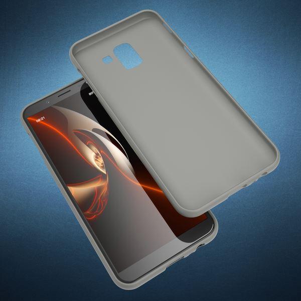 NALIA Handyhülle kompatibel mit Samsung Galaxy J6, Ultra-Slim TPU Silikon Hülle Neon Case, Dünnes Cover Gummi Schutzhülle Skin, Etui Handy-Tasche Backcover Bumper – Bild 21