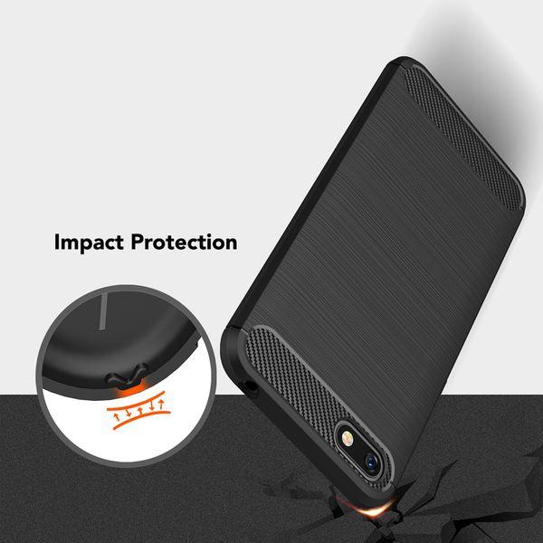 NALIA Handyhülle kompatibel mit Huawei Y5 (2018), Ultra-Slim Hülle Soft Silikon Case, Dünne Crystal Phone Schutzhülle, Handy-Tasche Back-Cover TPU Bumper Schutz Smartphone Etui – Bild 4
