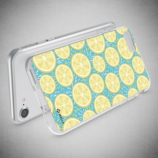 NALIA Handyhülle kompatibel mit iPhone 8 / 7, Ultra-Slim Silikon Hülle Motiv Case Cover Crystal Schutzhülle, Etui Handy-Tasche Backcover Transparent Bumper – Bild 18