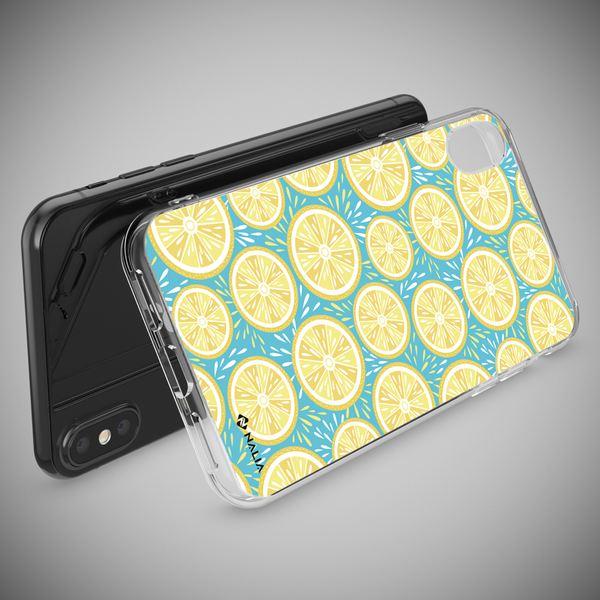 NALIA Handyhülle für iPhone X XS, Slim Silikon Hülle Motiv Case Cover Crystal Schutzhülle, Durchsichtig Etui Handy-Tasche Backcover Transparent Bumper für Apple i-Phone XS X – Bild 18