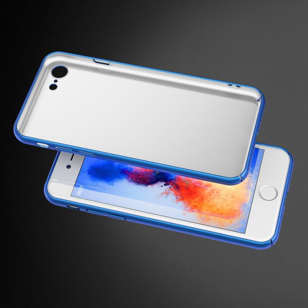 NALIA Handyhülle kompatibel mit iPhone 8 / 7, Dünne Hülle Hardcase Schutzhülle, Ultra-Slim Cover Case Etui Handy-Tasche, Thin Smart-Phone Schutz Backcover Skin Bumper – Bild 14