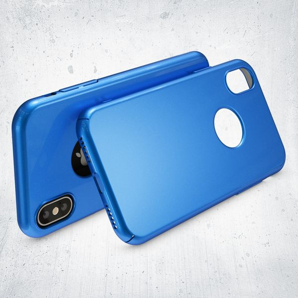 NALIA Handyhülle kompatibel mit iPhone X XS, Dünne Hülle Hardcase Schutzhülle, Ultra-Slim Cover Case Etui Handy-Tasche, Thin Smart-Phone Schutz Backcover Skin Bumper – Bild 10