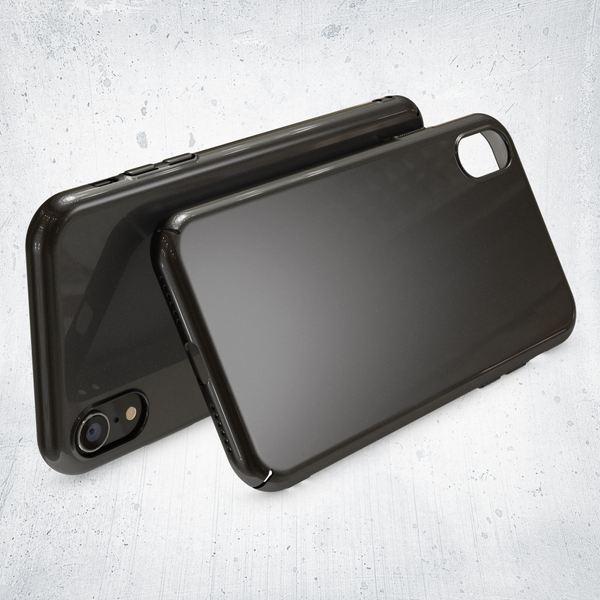 NALIA Handyhülle kompatibel mit iPhone XR, Dünne Hülle Hardcase Schutzhülle, Ultra-Slim Premium Cover Case Etui Handy-Tasche, Thin Smart-Phone Schutz Backcover Skin Bumper – Bild 3