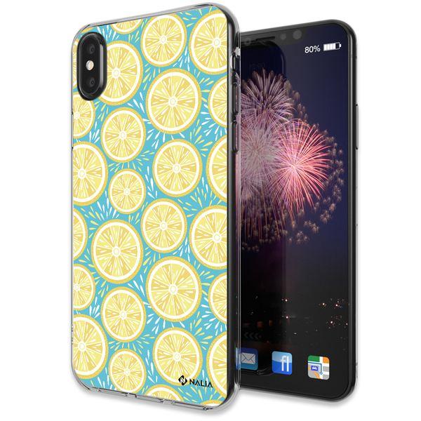 NALIA Hülle kompatibel mit iPhone XS Max, Handyhülle Slim Silikon Crystal Case Cover, Schutzhülle Dünn Durchsichtig Transparent, Etui Handy-Taschen Backcover Bumper – Bild 19