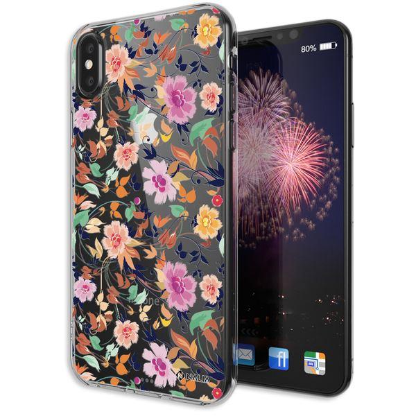 NALIA Hülle kompatibel mit iPhone XS Max, Handyhülle Slim Silikon Crystal Case Cover, Schutzhülle Dünn Durchsichtig Transparent, Etui Handy-Taschen Backcover Bumper – Bild 4