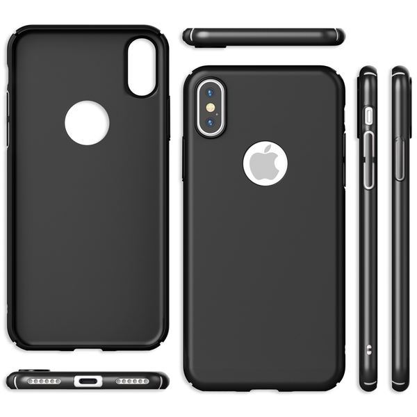 NALIA Hülle kompatibel mit iPhone XS Max, Dünne Hard-Case Schutzhülle Matt, leichte Handyhülle Ultra-Slim Cover Etui Handy-Tasche, Smart-Phone Backcover Skin Bumper – Bild 7