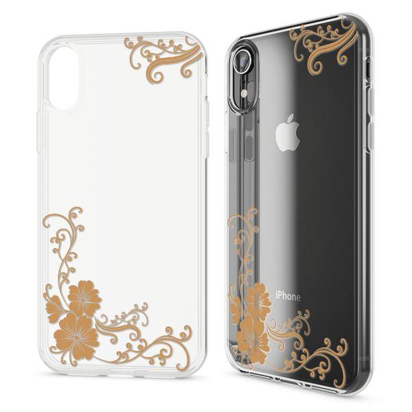 NALIA Hülle kompatibel mit iPhone XR, Silikon Case Cover Slim Motiv Clear Schutzhülle Dünn Durchsichtig, Etui Handytasche Backcover Transparent Handyhülle Bumper – Bild 2