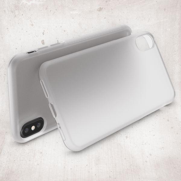 NALIA Hülle kompatibel mit iPhone XS Max, Ultra-Slim Silikon Case Cover Gummihülle, Matte Anti-Rutsch Schutzhülle Dünn, Etui Handy-Tasche Backcover Bumper Handyhülle – Bild 13