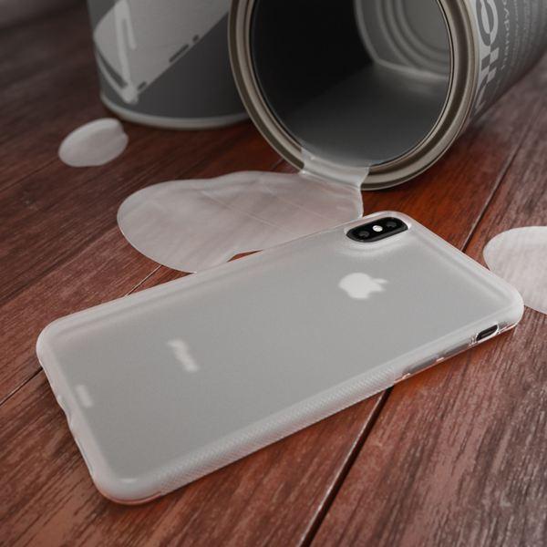 NALIA Hülle kompatibel mit iPhone XS Max, Ultra-Slim Silikon Case Cover Gummihülle, Matte Anti-Rutsch Schutzhülle Dünn, Etui Handy-Tasche Backcover Bumper Handyhülle – Bild 16