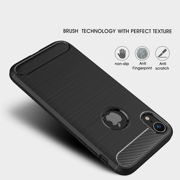 NALIA Hülle kompatibel mit iPhone XR, Handyhülle Ultra-Slim Silikon Case Cover, Dünne Crystal Schutzhülle, Etui Handy-Tasche Backcover Bumper, TPU Smartphone Gummihülle – Bild 3