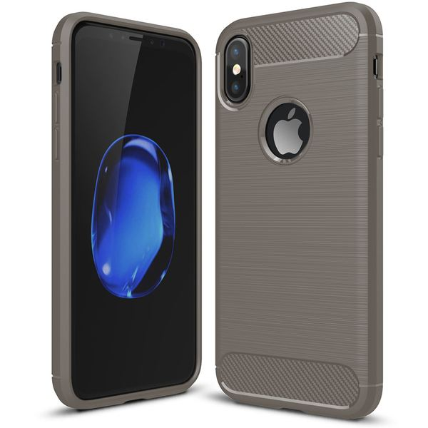 NALIA Hülle kompatibel mit iPhone XS Max, Handyhülle Ultra-Slim Silikon Case Dünne Crystal Schutzhülle, Etui Handy-Tasche Back-Cover Bumper, TPU Smartphone Gummihülle – Bild 9