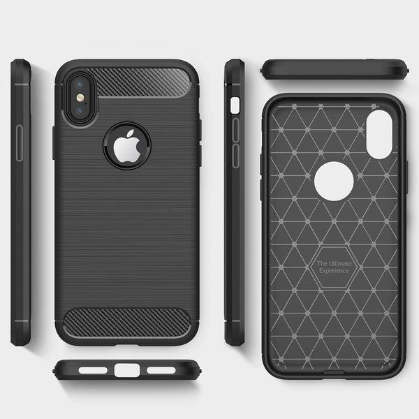 NALIA Hülle kompatibel mit iPhone XS Max, Handyhülle Ultra-Slim Silikon Case Dünne Crystal Schutzhülle, Etui Handy-Tasche Back-Cover Bumper, TPU Smartphone Gummihülle – Bild 14