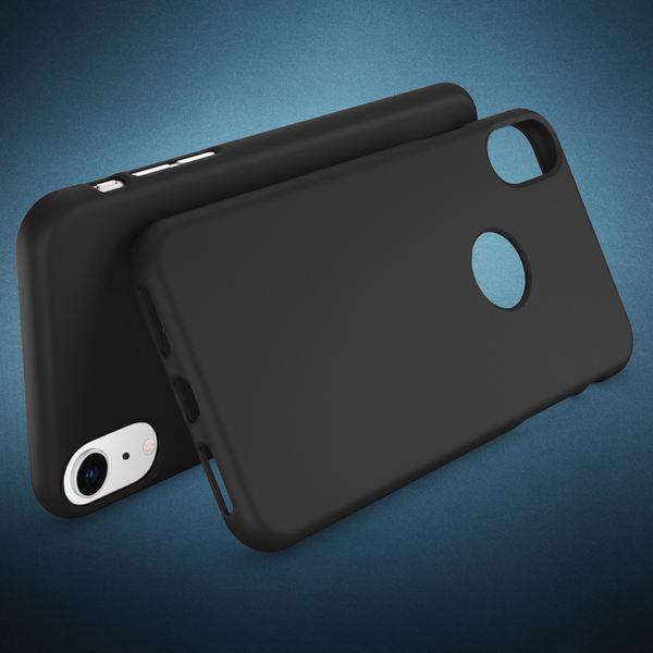 NALIA Handyhülle für Apple iPhone XR, Ultra-Slim TPU Hülle Silikon Neon Case, Dünnes Cover Gummi Schutzhülle Skin, Etui Handy-Tasche Backcover Bumper für i-Phone XR Smartphone – Bild 3