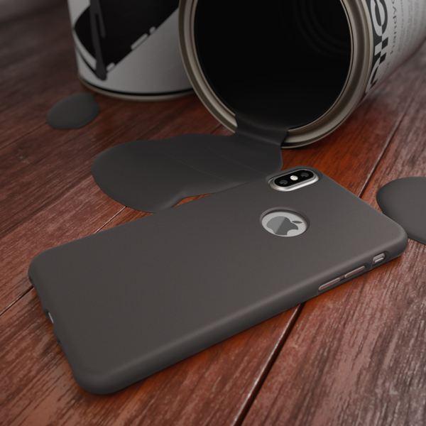 NALIA Handyhülle kompatibel mit Apple iPhone XS Max, Ultra-Slim TPU Hülle Silikon Neon Case, Dünnes Cover Gummi Schutzhülle Skin, Etui Handy-Tasche Backcover Smartphone Bumper  – Bild 7
