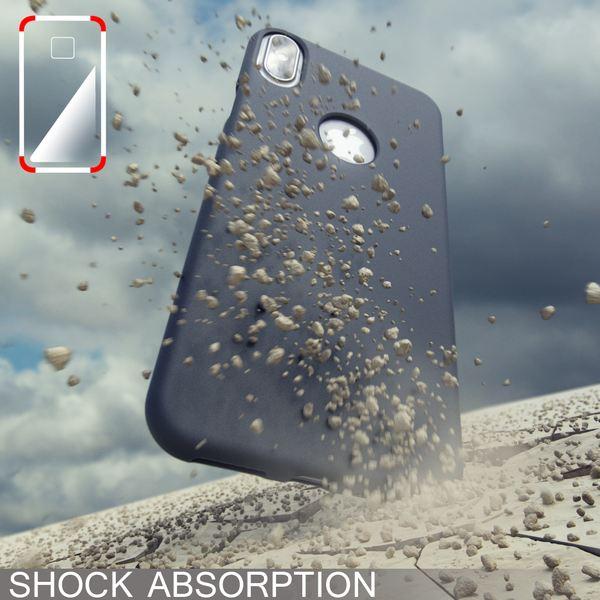 NALIA Handyhülle kompatibel mit Apple iPhone XS Max, Ultra-Slim TPU Hülle Silikon Neon Case, Dünnes Cover Gummi Schutzhülle Skin, Etui Handy-Tasche Backcover Smartphone Bumper  – Bild 6