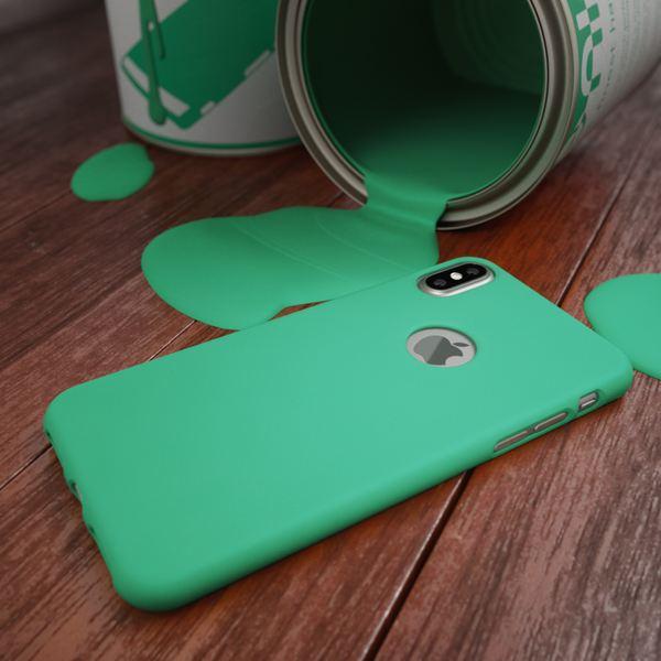 NALIA Handyhülle kompatibel mit Apple iPhone XS Max, Ultra-Slim TPU Hülle Silikon Neon Case, Dünnes Cover Gummi Schutzhülle Skin, Etui Handy-Tasche Backcover Smartphone Bumper  – Bild 19