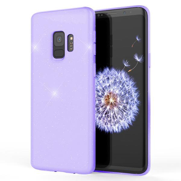 NALIA Glitzer Hülle kompatibel mit Samsung Galaxy S9, Schimmernde Ultra-Slim Silikon Handyhülle Cover Glitter Schutzhülle, Dünnes Case Etui Handy-Tasche Bumper Phone Skin Backcover – Bild 20
