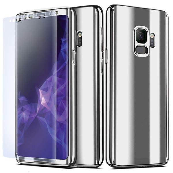 NALIA 360 Grad Handyhülle kompatibel mit Samsung Galaxy S9, Full-Cover & Schutzfolie vorne hinten Hülle Doppel-Schutz, Dünn Ganzkörper Case Etui Handy-Tasche, Bumper & Displayschutz – Bild 16