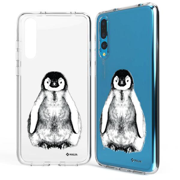 NALIA Handyhülle kompatibel mit Huawei P20 Pro, Slim Silikon Hülle Motiv Case Cover Crystal Schutzhülle, Durchsichtig Etui Handy-Tasche Backcover Transparent Bumper – Bild 20