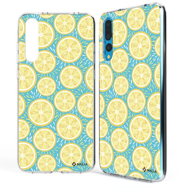 NALIA Handyhülle kompatibel mit Huawei P20 Pro, Slim Silikon Hülle Motiv Case Cover Crystal Schutzhülle, Durchsichtig Etui Handy-Tasche Backcover Transparent Bumper – Bild 17