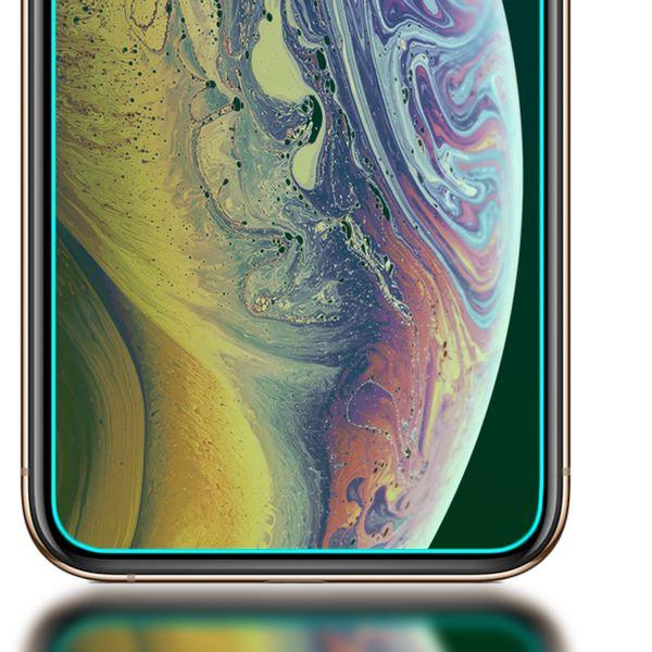NALIA (2-Pack) Schutzglas kompatibel mit iPhone X XS, 9H Full-Cover Display Schutz Glas-Folie, Dünne Handy Schutzfolie Bildschirm-Abdeckung Schutz-Film HD Screen Protector - Kristall-Klar Transparent – Bild 6