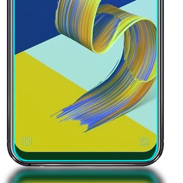 NALIA 2-Pack Display-Schutzfolie für ASUS ZenFone 5/ 5Z, Handy Bildschirm Glas Film Abdeckung, Ultra-Dünne Schutz-Folie, Smart-Phone TPU Screen Protector für ZenFone-5/ 5-Z - Kristall-Klar Transparent – Bild 6