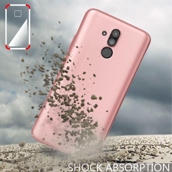 NALIA Handyhülle kompatibel mit Huawei Mate20 Lite, Ultra-Slim Hard-Case Schutzhülle Matt Leichte Handy-Tasche Telefon-Schale Back-Cover Bumper Dünn Thin Smartphone Hülle Skin Etui – Bild 8